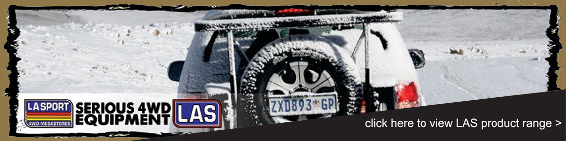 LAS 4WD Accessories