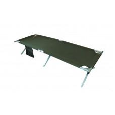 CAMP BED, XL Aluminum Stretcher