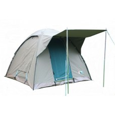 TENDER  BOW TENT, 3.0M x 3.0M x 2.25M high